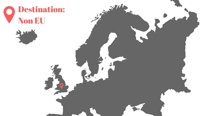 Destination- Non EU