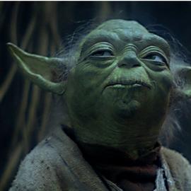 A Jedi Master